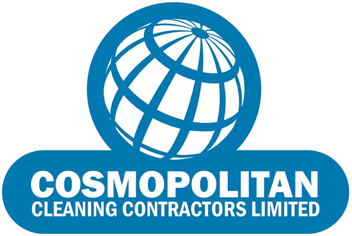 Cosmopolitan Cleaning Contractors Logo