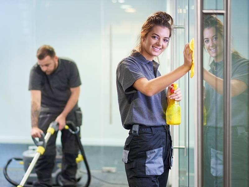 Cosmopolitan Cleaning Contractors Office Cleaning photo